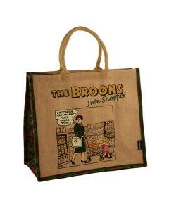 Maw Broon's Shopping Bag