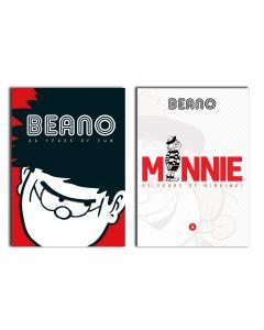 Minnie the Minx & Beano 80 Years of Fun Pack