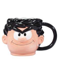 Dennis Shaped Ceramic Mug
