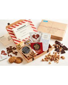 Nut Lovers Letter Box Hamper