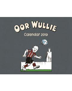 Oor Wullie Calendar 2019
