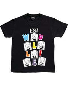 Oor Wullie in Colour Kids T-shirt
