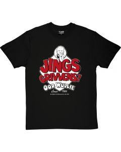 Oor Wullie Jings Crivvens T-shirt