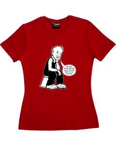 Oor Wullie Nature Ladies T-shirt