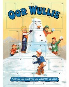 Oor Wullie Advent Calendar