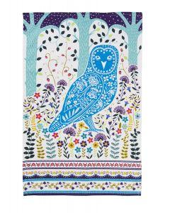 Ulster Weavers Owl Tea Towel