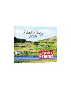 The People's Friend Diary 2019