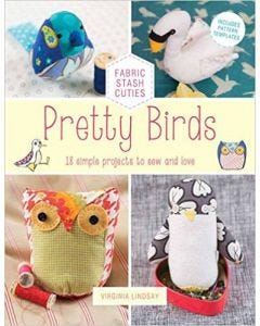 Fabric Stash Cuties Pretty Birds