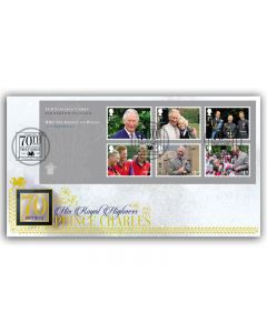 Prince of Wales Collectable Stamps