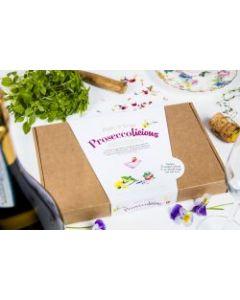 Proseccolicious Prosecco Botanical  Cocktail & Garden Kit
