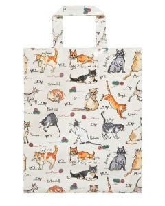 Ulster Weavers Madeleine Floyd Cats Medium PVC Bag