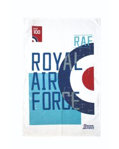 Royal Air Force Logo Tea Towel