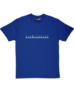 Rangers Table Football T-Shirt