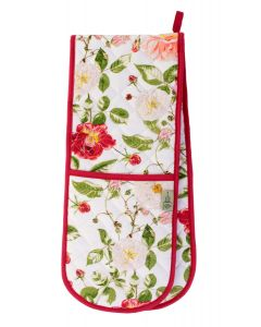 Ulster Weavers RHS Traditional Rose Double Oven Glove