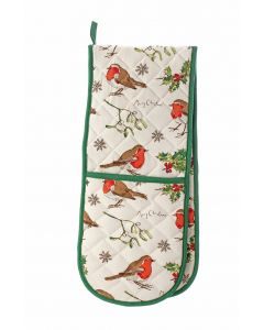 Madeleine Floyd Robins & Holly Double Oven Glove