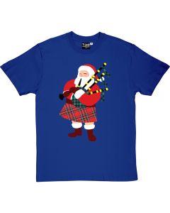 Santa Kilt Men's T-Shirt