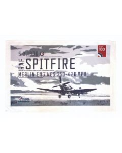 Spitfire Tea Towel