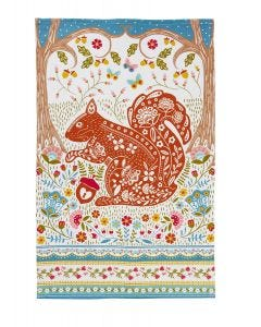Ulster Weavers Squirrel Tea Towel