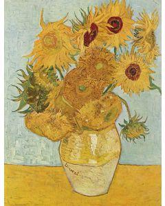 Puzzle Artists Sunflowers Jigsaw