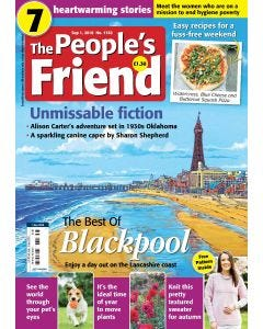 The People's Friend Subscription-25 Issues UK/19 Issues Overseas