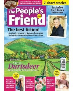 The People's Friend-20 Issues UK