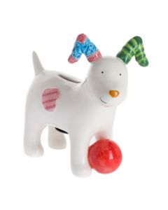 John Beswick - Snowdog Money Bank