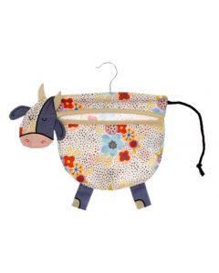 Ulster Weavers Daisy Cow Peg Bag
