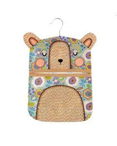 Ulster Weavers Coco Bear Peg Bag