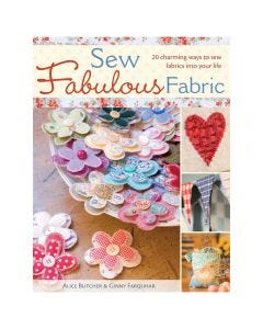Sew Fabulous Fabric Book
