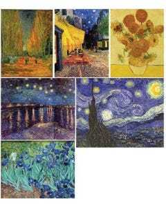 Vincent Van Gogh Print Collection