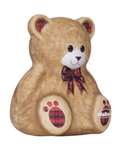 Walkers Teddy Shortbread Tin