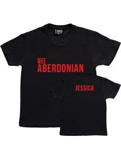 Wee Aberdonian Kids T-shirt