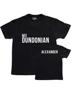 Wee Dundonian Kids T-shirt