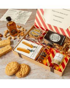 Whisky Lovers Letter Box Hamper