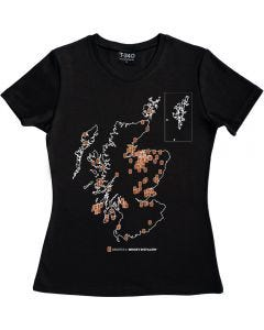 Whisky Tour Ladies T-shirt