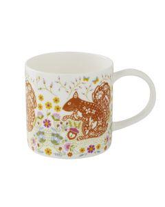 Ulster Weavers Squirrel Straight Mug