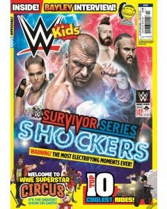 WWE Single Issue 142