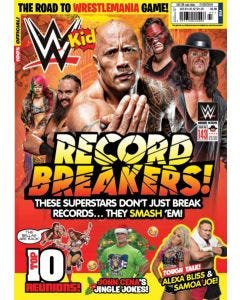 WWE Single Issue 143