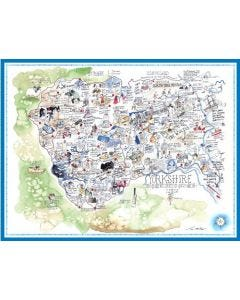 Yorkshire Jigsaw by Tim Bulmer