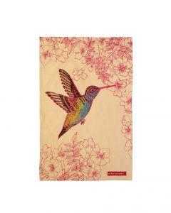 Eden Project Hummingbird Cotton Tea Towel