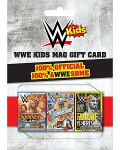 WWE Kids Subscription Gift Card