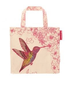 Eden Project Hummingbird Small Canvas Bag