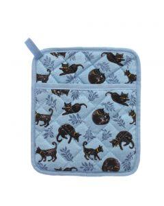 Ulster Weavers Cat Nap Pot Mitt