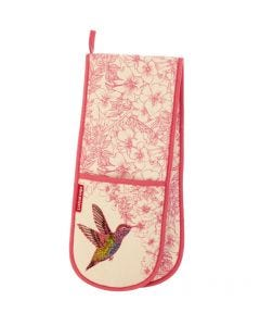 Eden Project Hummingbird Double Oven Glove
