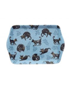 Ulster Weavers Cat Nap Biscuit Tray