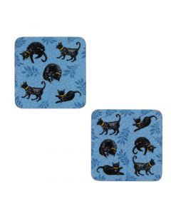 Ulster Weavers Cat Nap Coaster