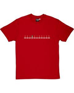 Aberdeen Table Football T Shirt