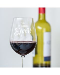 The Whine Expert Glass