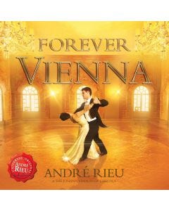 André Rieu - Forever Vienna CD