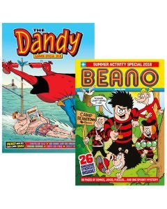 Beano & Dandy Special Pack